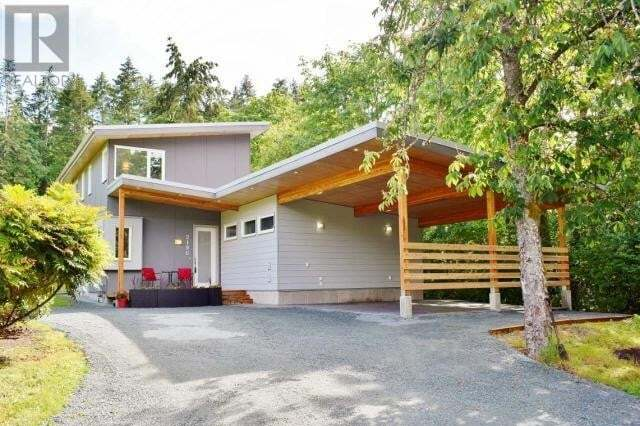 House for sale at 2190 Cowichan Bay Rd Cowichan Bay British Columbia - MLS: 469795