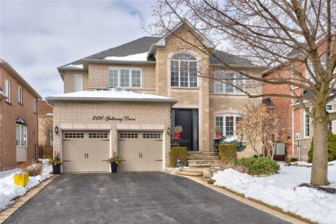 House for sale at 2190 Galloway Dr Oakville Ontario - MLS: W4695370