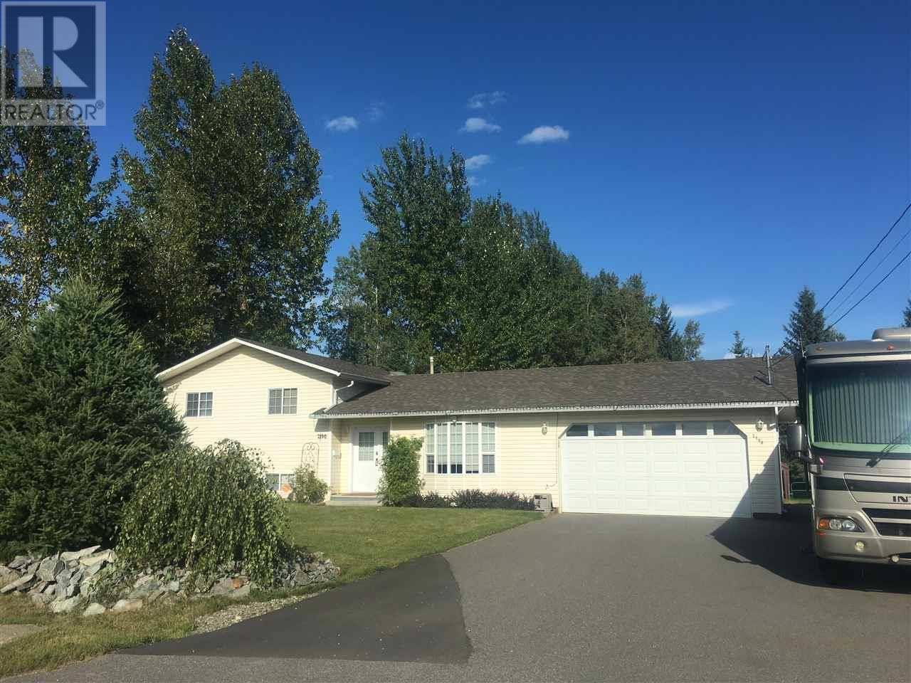 House for sale at 2190 Ryan Rd Quesnel British Columbia - MLS: R2399165