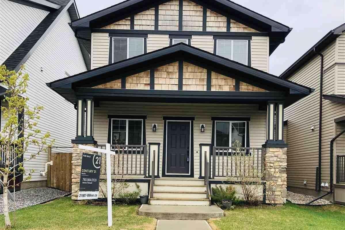 House for sale at 21907 99 Av NW Edmonton Alberta - MLS: E4192594