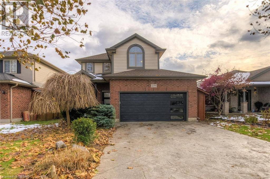House for sale at 2191 Thornicroft Cres London Ontario - MLS: 234387
