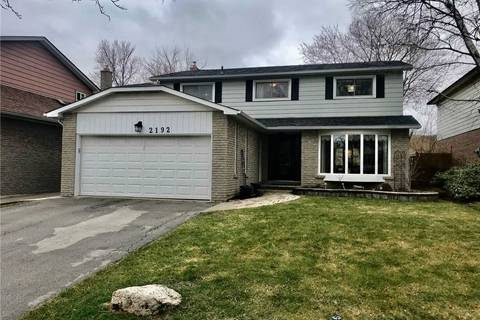 House for sale at 2192 Sandringham Dr Burlington Ontario - MLS: W4734276