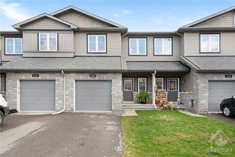 House for sale at 2193 Descartes St Ottawa Ontario - MLS: 1216075