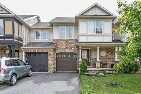 Townhouse for sale at 2194 Baronwood Dr Oakville Ontario - MLS: W4462346