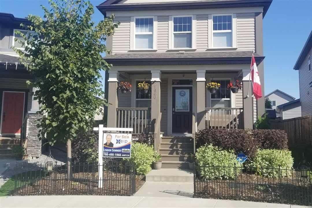House for sale at 21940 99 Av NW Edmonton Alberta - MLS: E4208278