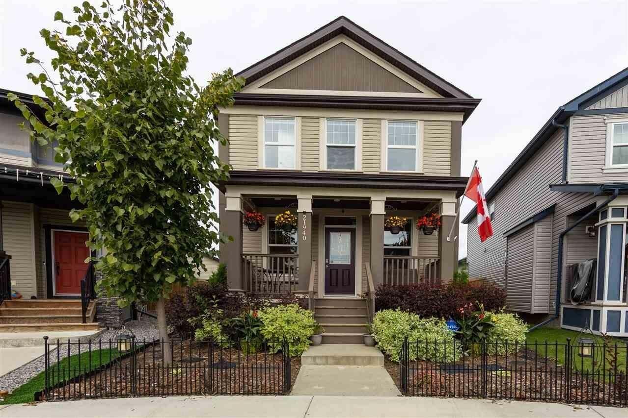 House for sale at 21940 99 Av NW Edmonton Alberta - MLS: E4212301