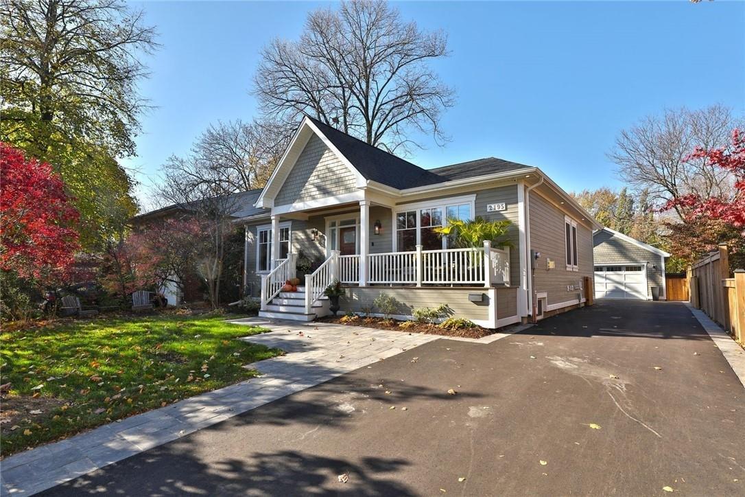 House for sale at 2195 Courtland Dr Burlington Ontario - MLS: H4092476