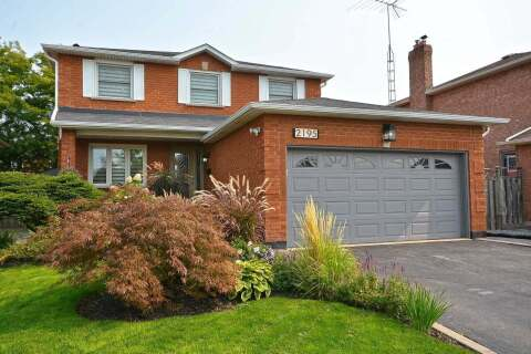House for sale at 2195 Green Orchard Pl Oakville Ontario - MLS: W4915759