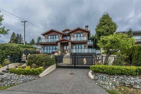 House for sale at 2195 Palmerston Ave West Vancouver British Columbia - MLS: R2426374