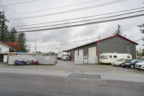 Commercial property for sale at 2195 Peardonville Rd Abbotsford British Columbia - MLS: C8024995