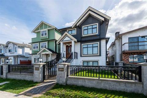 House for sale at 2198 33rd Ave E Vancouver British Columbia - MLS: R2365695