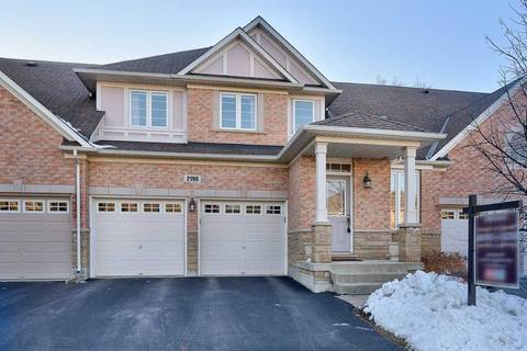 Townhouse for sale at 2198 Emily Circ Oakville Ontario - MLS: W4698755