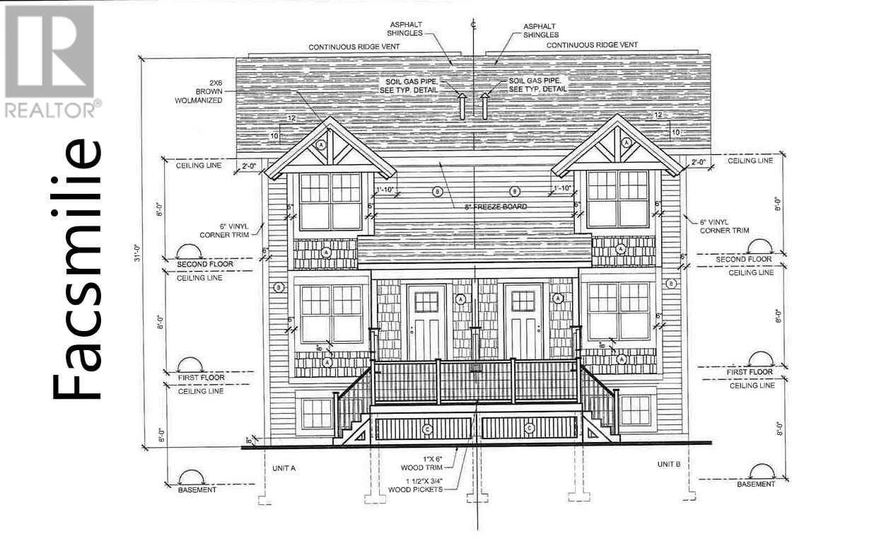 House for sale at 20 Trout Run Unit 21a Spryfield Nova Scotia - MLS: 201818029