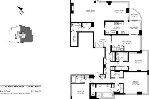 Condo for sale at 1500 Alberni St Unit 21B Vancouver British Columbia - MLS: R2436013