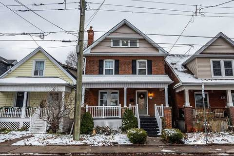 House for sale at 25 East 21st St Hamilton Ontario - MLS: X4649522