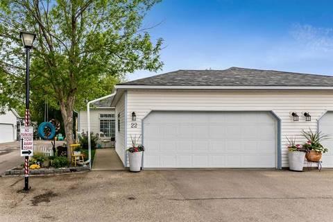 Townhouse for sale at 105 Elm Pl Unit 22 Okotoks Alberta - MLS: C4263947
