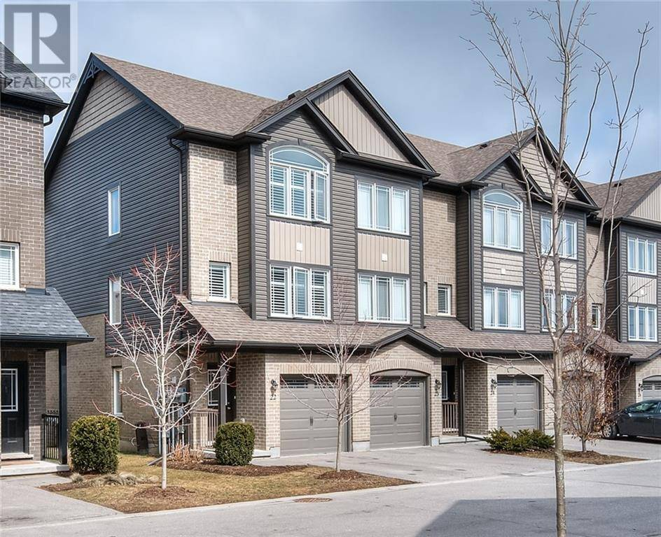 Townhouse for sale at 12 Poplar Dr Unit 22 Cambridge Ontario - MLS: 30801717