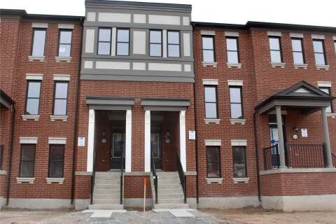 Townhouse for rent at 1285 Sycamore Gdns Unit 22 Milton Ontario - MLS: W4959804