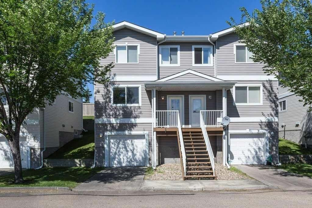 Townhouse for sale at 130 Hyndman Cr NW Unit 22 Edmonton Alberta - MLS: E4208512
