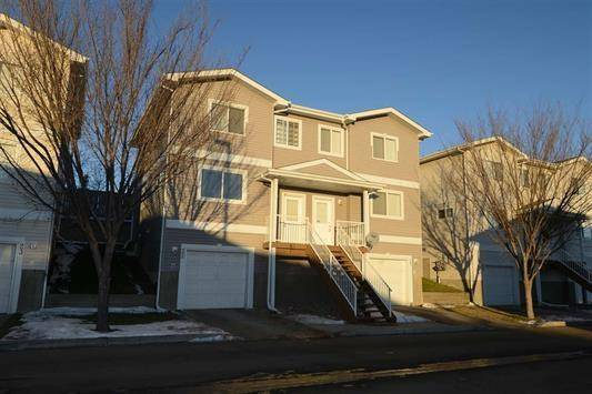 Townhouse for sale at 130 Hyndman Cres Nw Unit 22 Edmonton Alberta - MLS: E4193420