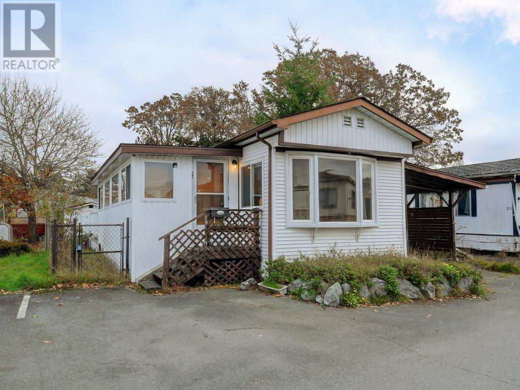 Residential property for sale at 1393 Craigflower Rd Unit 22 Victoria British Columbia - MLS: 417625