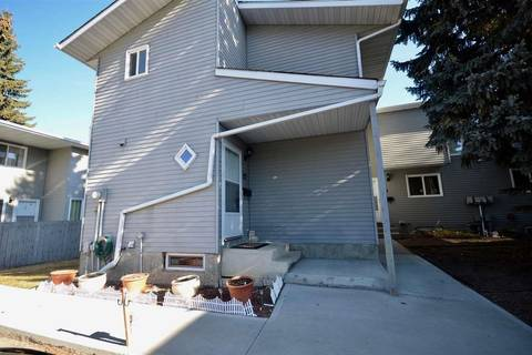 Townhouse for sale at 1415 62 St Nw Unit 22 Edmonton Alberta - MLS: E4152318