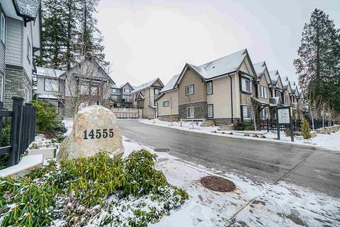 Townhouse for sale at 14555 68 Ave Unit 22 Surrey British Columbia - MLS: R2431074