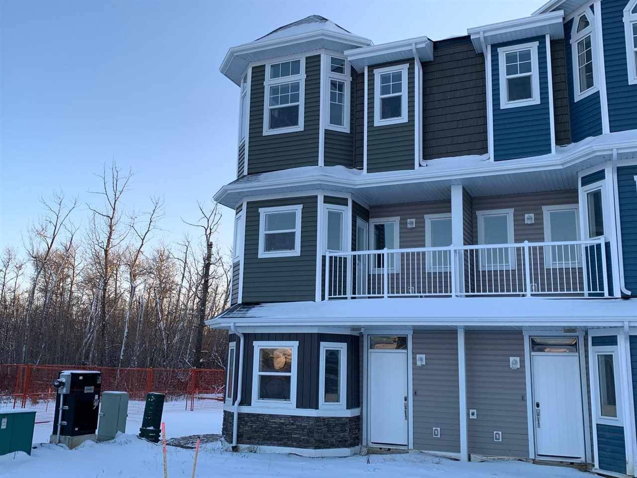 Townhouse for sale at 150 Everitt Dr N Unit 22 St. Albert Alberta - MLS: E4176991