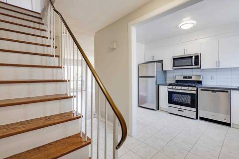 Townhouse for rent at 160 Cactus Ave Unit 22 Toronto Ontario - MLS: C4703443
