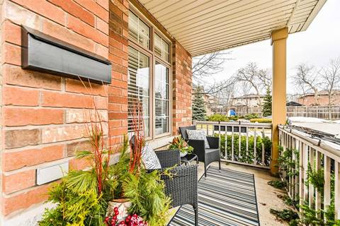 Condo for sale at 1633 Northmount Ave Unit 22 Mississauga Ontario - MLS: W4677678