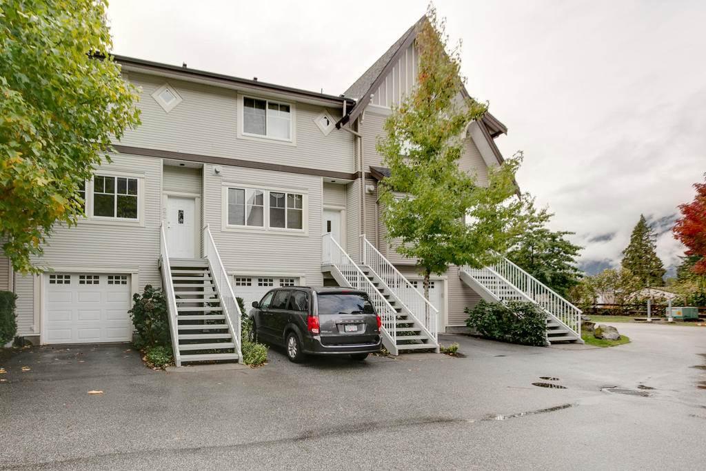 Sold: 22 - 1800 Mamquam Road, Squamish, BC