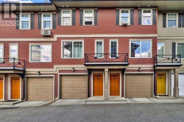 Townhouse for sale at 1970 Braeview Place  Unit 22 Kamloops British Columbia - MLS: 156756