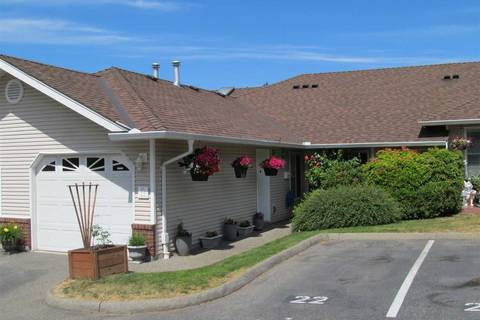 Townhouse for sale at 1973 Winfield Dr Unit 22 Abbotsford British Columbia - MLS: R2347308