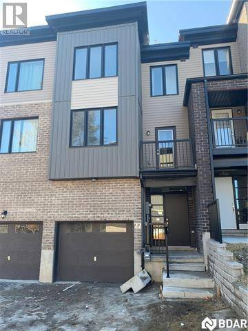 Townhouse for sale at 199 Ardagh Rd Unit 22 Barrie Ontario - MLS: 30725006
