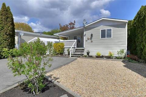 Home for sale at 2001 97 Hy South Unit 22 West Kelowna British Columbia - MLS: 10181578