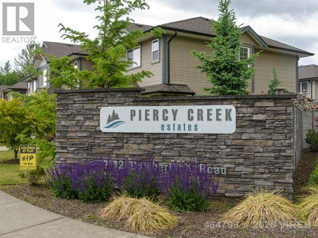 Townhouse for sale at 2112 Cumberland Rd Unit 22 Courtenay British Columbia - MLS: 464796