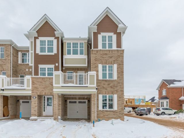 For Sale: 22 Spring Creek Drive, Hamilton, ON | 3 Bed, 3 Bath Townhouse for $589,000. See 20 photos!