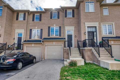 Townhouse for rent at 2280 Baronwood Dr Unit 22 Oakville Ontario - MLS: W4949998