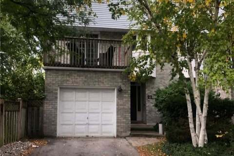 Townhouse for rent at 2299 Marine Dr Unit 22 Oakville Ontario - MLS: W4926721