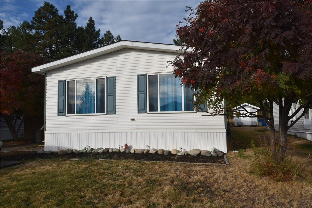 For Sale: 22 - 2321 Industrial 2 Road, Cranbrook, BC | 3 Bed, 2 Bath Home for $144,900. See 6 photos!