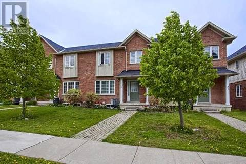 Townhouse for sale at 250 Ainslie St South Unit 22 Cambridge Ontario - MLS: 30734324