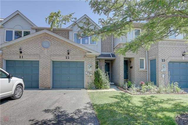 Sold: 22 - 2550 Thomas Street, Mississauga, ON