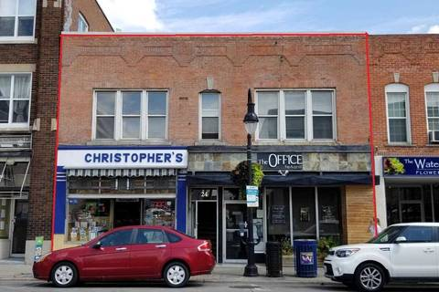 Commercial property for sale at 22 James St St. Catharines Ontario - MLS: X4744426