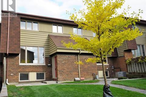 Townhouse for sale at 2610 Draper Ave Unit 22 Ottawa Ontario - MLS: 1173584