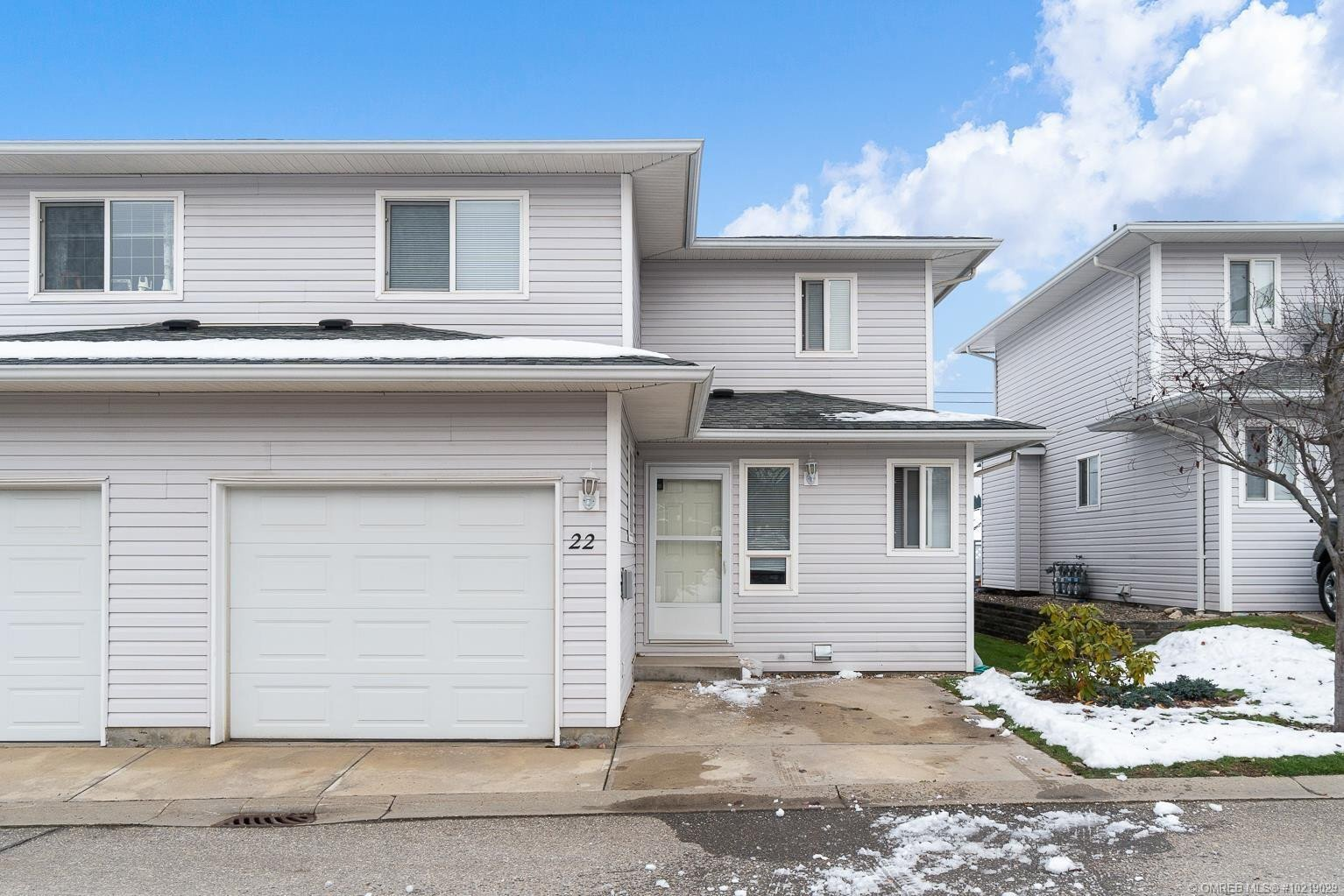 Townhouse for sale at 2951 11 Ave Northeast Unit 22 Salmon Arm British Columbia - MLS: 10219029