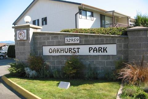 Townhouse for sale at 32959 George Ferguson Wy Unit 22 Abbotsford British Columbia - MLS: R2396832