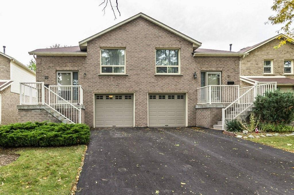 Townhouse for sale at 3455 Caplan Cres Unit 22 Burlington Ontario - MLS: H4065224