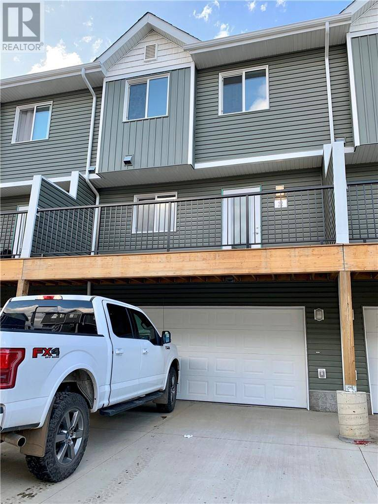 Townhouse for sale at 401 Athabasca Ave Unit 22 Fort Mcmurray Alberta - MLS: fm0168948