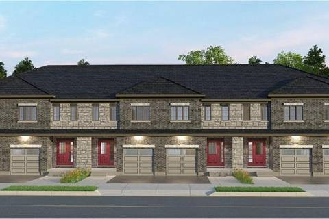 Townhouse for sale at 43 Woodedge Circ Unit 22 Kitchener Ontario - MLS: 30734889