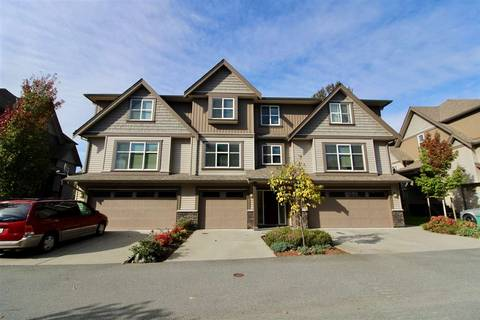 Townhouse for sale at 45085 Wolfe Rd Unit 22 Chilliwack British Columbia - MLS: R2409388